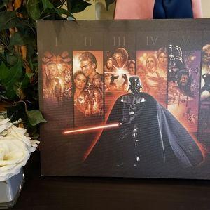 Star Wars canvas photo
